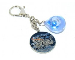 Water Drop Keychain