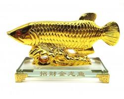 Wealth Inviting Feng Shui Golden Arowana