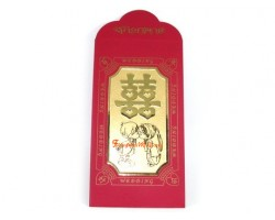Fragranced Chinese Wedding Red Packet (8 in 1)