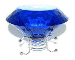Wishfulfilling Jewel (Blue) for Career Opportunities and Good Health 120mm