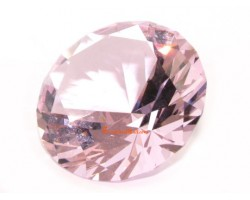 Wishfulfilling Jewel (Pink) for Love and Romance Luck 60mm