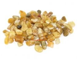 Yellow Jasper Crystal Chips (100g)