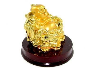 Good Luck Symbol Laughing Buddha Chinese Feng Shui