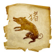 Horoscope Feng Shui Forecast 2012 for Boar