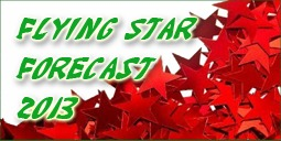 Flying Star Feng Shui 2013