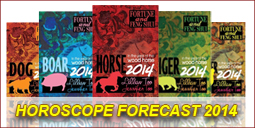 Fortune & Feng Shui 2014 Horoscope Books