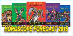 Feng Shui 2015 Horoscope Forecast