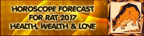 Feng Shui 2017 Forecast for Rat