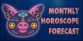 Monthly Horoscope Forecast 2019