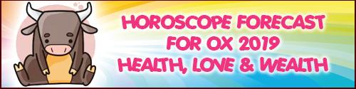 Feng Shui Horoscope 2019 for Ox