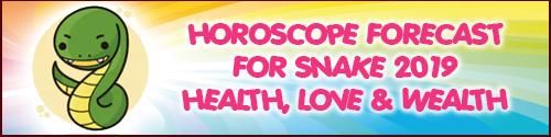 Feng Shui Horoscope 2019 for Snake