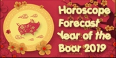 Feng Shui 2019 Horoscope Forecast