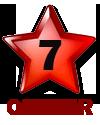 Flying Star #7 in the Center in 2020
