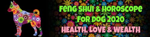 Horoscope & Feng Shui 2020 for Dog