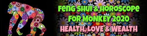 2020 Horoscope & Feng Shui for Monkey