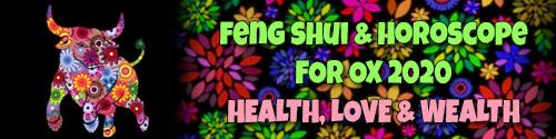 Feng Shui Horoscope 2020 for Ox
