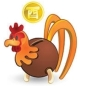 Monthly Horoscope Forecast 2021 for Rooster