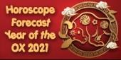 Feng Shui 2021 Horoscope Forecast