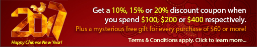 Feng Shui Mall Promotion
