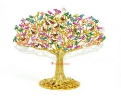 100 Birds on Wish Fulfilling Tree