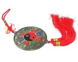 12 Horoscope Yin Yang Bagua Hanging