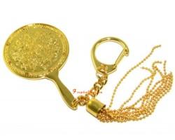 2/7 Hotu Mirror for Big Money Keychain