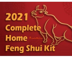 2021 Complete Home Feng Shui Kit V7