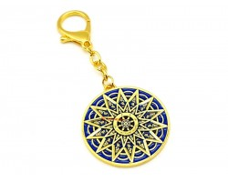 28 Hums Protection Wheel Keychain