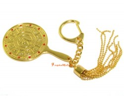 3/8 Hotu Mirror for Power and Growth Keychain