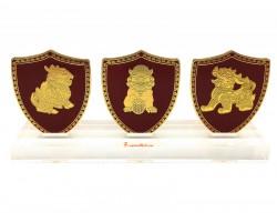 3 Celestial Shields