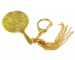 4/9 Hotu Mirror for Business Success and Profits Keychain