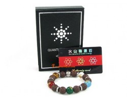 Five Element Quantum Scalar Energy Bracelet