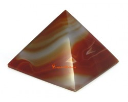 Crystal Pyramid - Agate