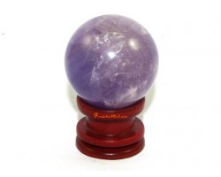 Crystal Ball - Amethyst
