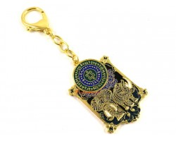 Anti Burglary Amulet Keychain