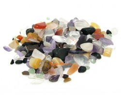 Assorted Natural Crystal Chips (100g)