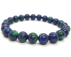 Azurite Malachite Bracelet (High Grade)