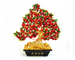 Bejeweled 108 Lime Tree