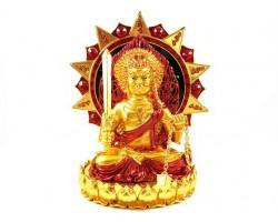 Bejeweled Buddha Acala