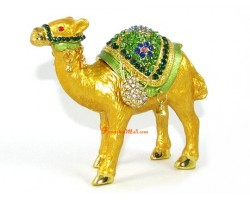 Bejeweled Wishfulfilling Camel