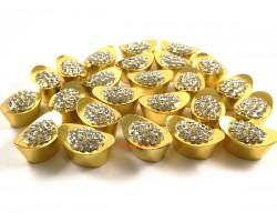 Bejeweled Exquisite Gold Ingot (24 pieces)