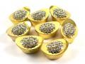 Bejeweled Exquisite Gold Ingot (8 pieces)
