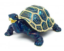 Bejeweled Lucky Tortoise