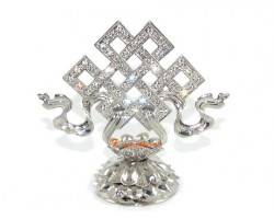 Bejeweled Mystic Knot