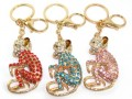Bejewelled Monkey Keychain for year 2016