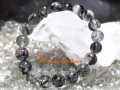 Black Rutilated Quartz Bracelet (High Grade)
