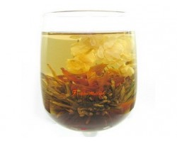 Blooming Flower Tea - Happy Family (7 pieces)