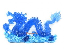Feng Shui Blue Water Dragon (L)