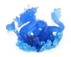 Feng Shui Blue Water Dragon (S)