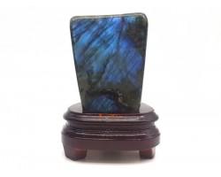 Blue Labradorite Polished Slab